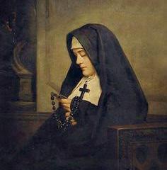 Ecce Bona Soror ~ Behold the Good Sister, reflection poem