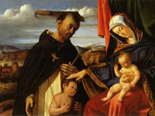 St. Peter of Verona, M - April 29th