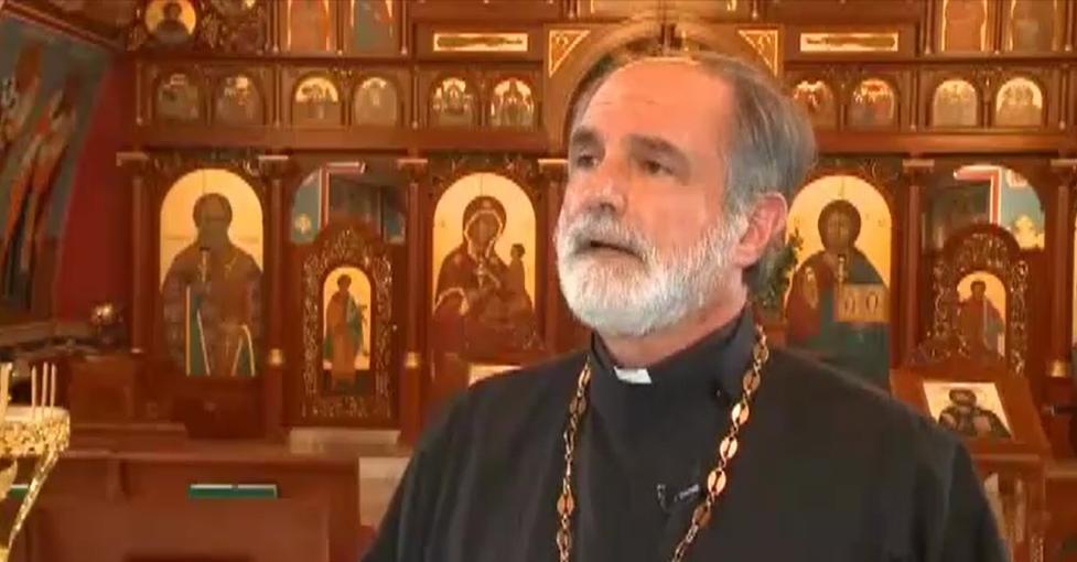 cnn, merrillville, indiana, st michaels byzantine catholic church, priest attacked, catholic, catholic church