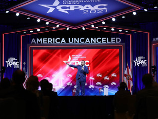 CPAC is a waste of time, unless we address the illegitimate election