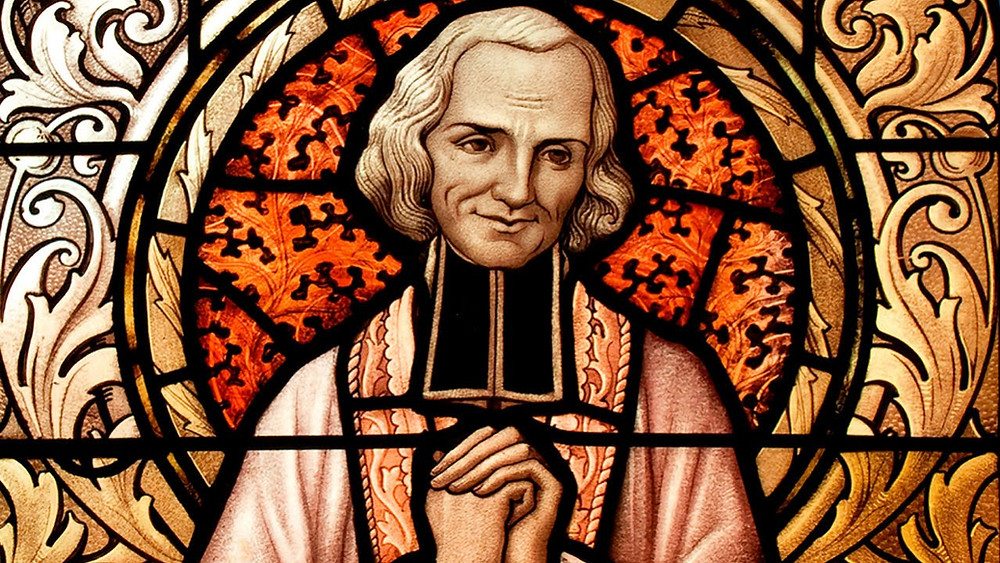 st john mary vianney, st jean-marie vianney, catholic, catholic church, priests, saints