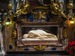 St. Cecilia, VM - November 22nd