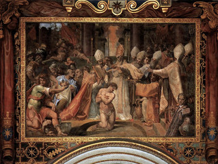 Pope St. Sylvester I, PC - December 31st