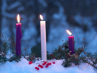 Traditional Fasting for Advent