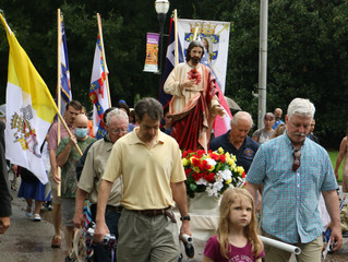 After success in Atlanta, Procession of Hearts prepares for All Saints Day