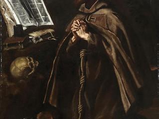 St. Peter of Alcantara, C – October 19