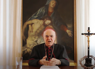 Archbishop Viganò: The Eclipse of the Anti-Church