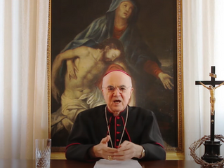 Archbishop Viganò: The Eclipse of the Anti-Church
