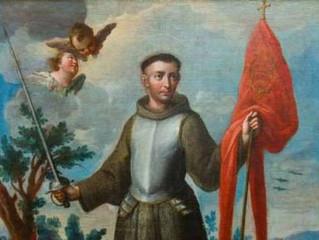 St. John Capistran, C - March 28th