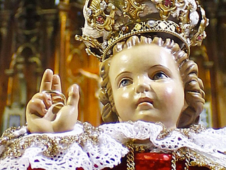 Miracle of the Christ Child in the Holy Sacrifice: Joy of the Mass!