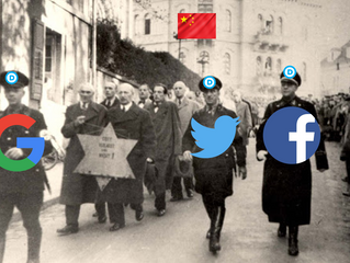 The Great Cleansing, a Modern-Day Kristallnacht - Communists Silence Conservative Social Media