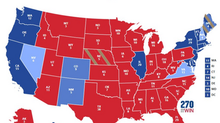PREDICTION: 314 Electoral Votes for President Trump - analysis by Jeff Cassman