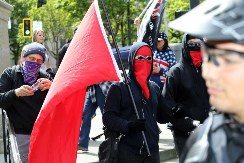 antifa, antifa portland, patriot prayer