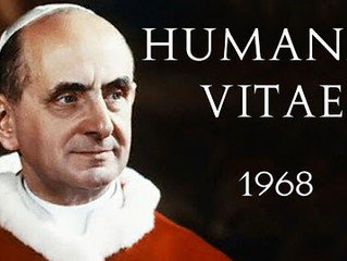 Timely Reflections on Humanae Vitae
