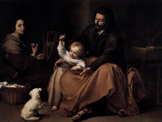Feast of the Holy Family - First Sunday After the Epiphany