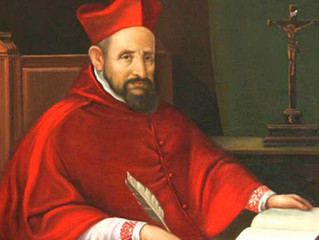 St. Robert Bellarmine, BpCD - May 13th