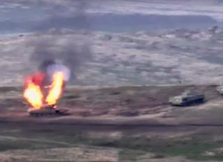 Live Updates: Azerbaijan launches invasion against Armenia