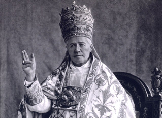 The Oath Against Modernism - Pope St. Pius X
