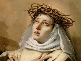 St. Catherine of Siena, V - April 30th