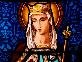 St. Elizabeth of Hungary, W - November 19th