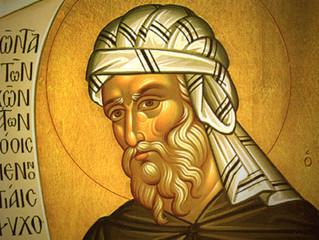 St. John Damascene, CD - March 27th