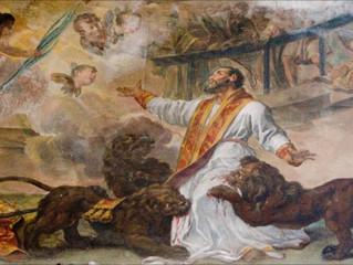 St. Ignatius, BpM - February 1st