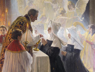 Eucharistic Prayers by St. John Eudes to Prepare Your Heart for Holy Communion with Jesus