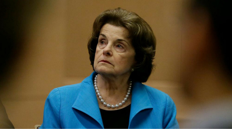 senator feinstein, dianne feinstein, catholic, supreme court, amy coney barrett