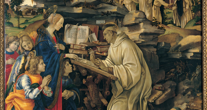 saint bernard, st bernard of clairvaux, catholic, catholic church