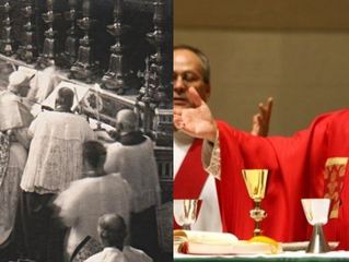 A Closer Look at the Vatican II Revolution