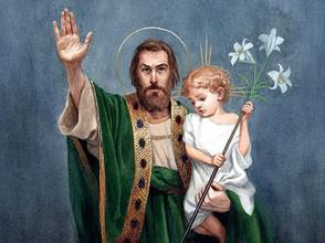 Catholic Fatherhood: St. Joseph