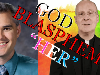 Michael Hichborn responds to Fr. James Martin's Blasphemy