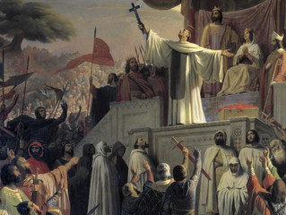 In Praise of the New Knighthood - St Bernard of Clairvaux