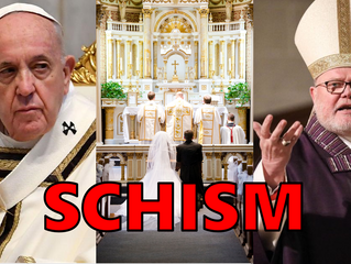 Vatican Denounces Homosexual Unions, God 'Cannot Bless Sin' - German Bishops Slide Toward Schism