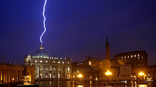 Pope Benedict XVI's Resignation Opened the Door to a Reign of Sacrilege, Blood