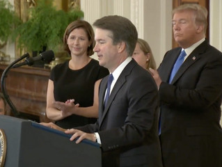 Trump Names Catholic Brett Kavanaugh to Supreme Court