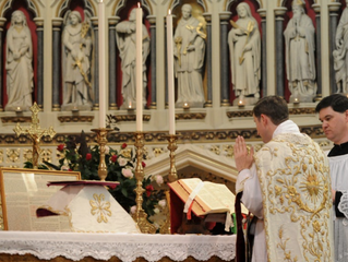 Liturgy wars? Younger Catholics just want reverence