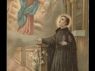 St. Gabriel of our Lady of Sorrows, C - February 27th