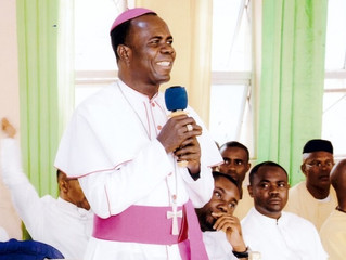 Catholic Bishop abducted in Nigeria by Islamic militants - years of genocide against Christians