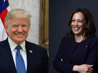 A Trump - Harris Administration is Possible after January 6th