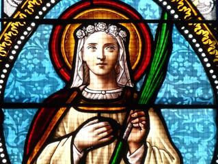 St. Lucy, VM - December 13th