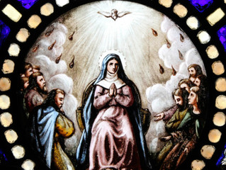 The Holy Ghost & Virgin Mary: Lessons for Pentecost