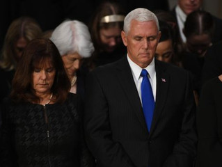 Vice President Mike Pence's response to being called 'Christian supremacist'