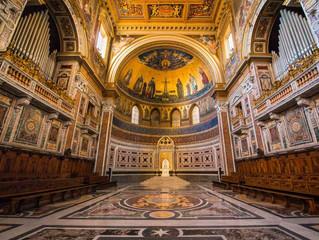 The Dedication Of The Basilica Of Our Savior - November 9th