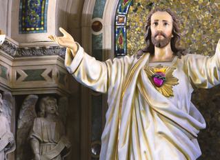 Fund to restore the Sacred Heart of Jesus statue in St. Patrick's Cathedral in El Paso