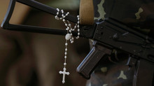 Catholic Priest organizes firearms training to strengthen Church security