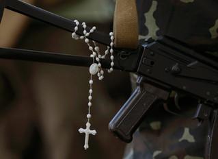 Catholic Priest organizes firearms training to strengthen Church security