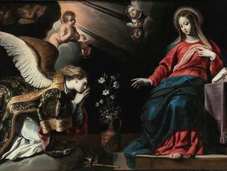 St. Gabriel the Archangel - March 24th