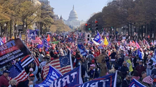 March For Trump: the American spirit is alive