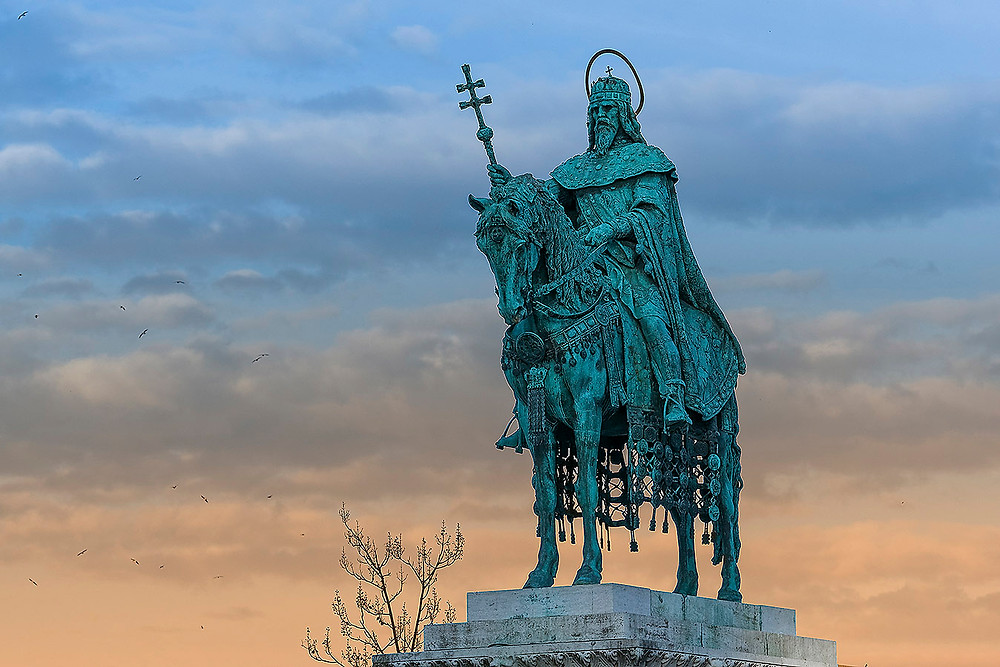 st stephen, st stephen king of hungary, king of hungary, catholic, catholic church, saints, catholic saints